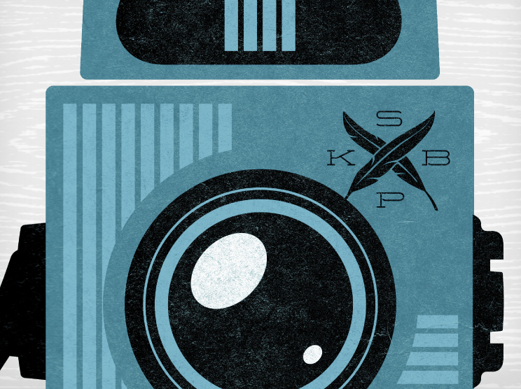 Camera Illustration Detail 1