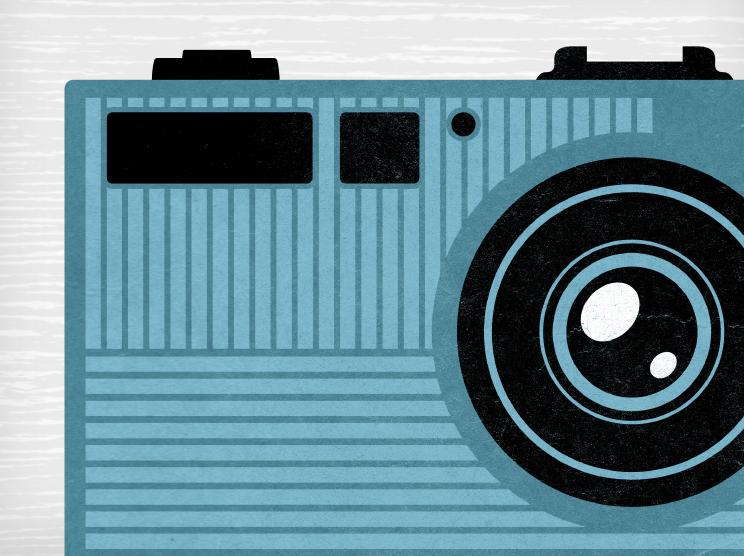 Camera Illustration Detail 3