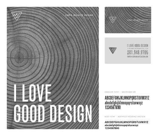 Chris wilhite brand and website launch caava design for Chris wilhite design